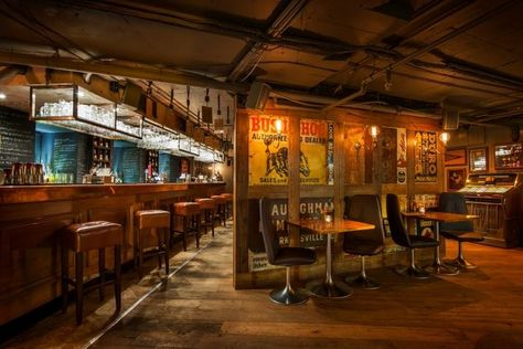Escapologist 35 Earlham St Seven Dials London | Club house