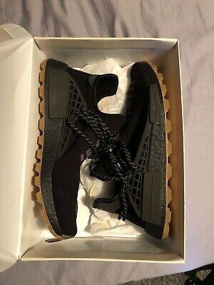 Ebay Sponsored Adidas Nmd Hu Trail Pharrell Black Gum Eg7836 Size
