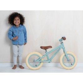 Little Dutch Metall Laufrad Mint Laufrad Rad Fahrrad