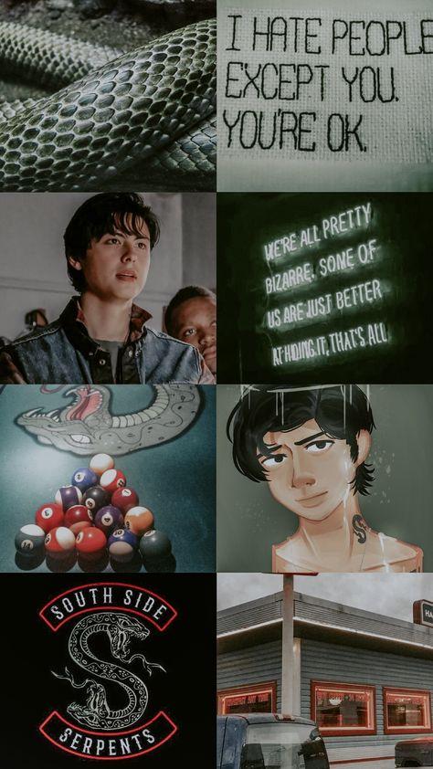 Wallpaper Sweetpea Riverdale