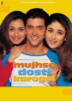فيلم Mujhse Dosti Karoge 2002 مترجم عربي Indian Movies Bollywood Bollywood Movies Hindi Movies