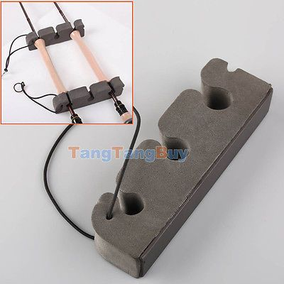 1 Set Fly Fishing Rod Holder Magnetic Portable Car Fly Rod