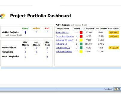 Check out new work on my @Behance portfolio  - excel dashboard template