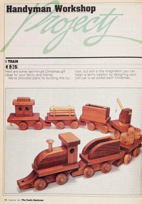 Family Handyman's Vintage DIY Holiday Gift Projects   Family Handyman