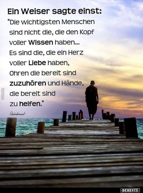 Ein Weiser sagte einst.. - #ein #einst #sagte #Weiser