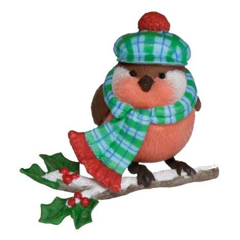 Hallmark Christmas Ornaments 2019.Cozy Critters 3 Robin Digitaldreambook Com April 28 2018