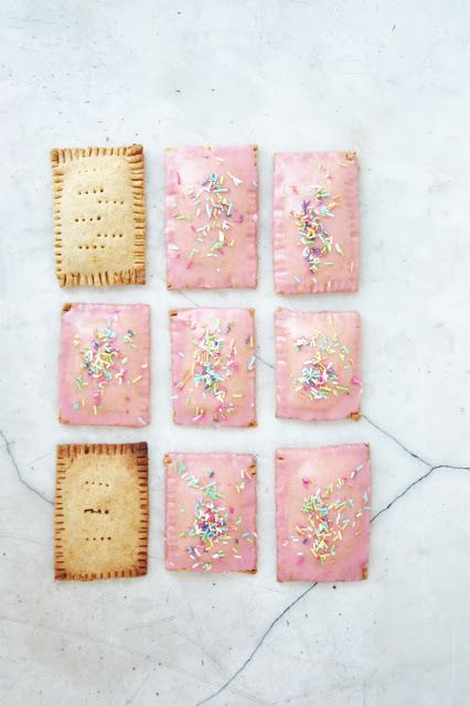 everything is poetry: homemade pop tarts