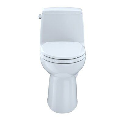 Toto Toto Ultimate One Piece Elongated 1 6 Gpf Toilet With Wax Ring And Toilet Mounting Bolts Toilet Toto Toilet Washlet