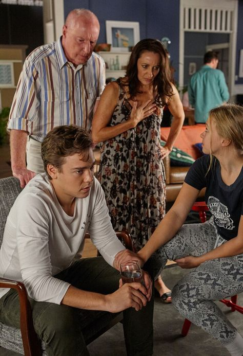 Pin by Zoe Finlay on Home And Away in 2019 | Home, away spoilers