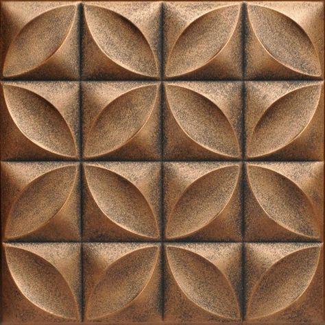 Perceptions Glue Up Styropor Deckenplatte 20 In X 20 In R103 Zimmerdecken Verkleidung Wande Styropor