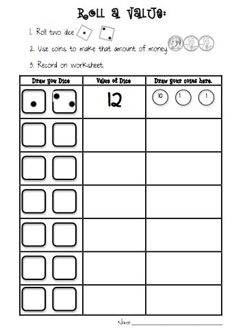 276 best Dice Games for Kids images on Pinterest | Dice games ...