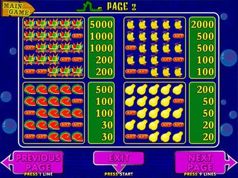 Игровые автоматы старые черти
