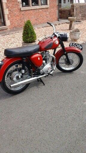 Ebay Bsa C15p 1961 Classic Motorbike Motorbikes Classic Bikes Classic