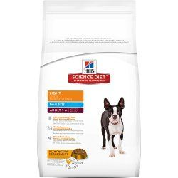 Hill S Science Diet Adult Light Small Bites Dry Dog Food Bag 33 Pound Hills Science Diet Dry Dog Food Science Diet
