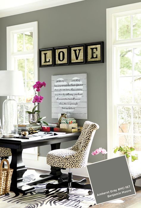 office paint colors on pinterest office paint jade. Black Bedroom Furniture Sets. Home Design Ideas