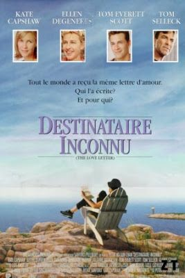 Chamboule Tout Film Streaming : chamboule, streaming, Destinataire, Inconnu, Streaming, Complet, Lettering,, Film,, Letters