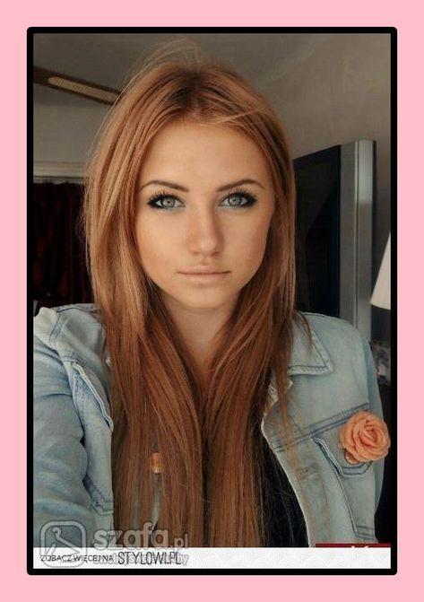 Haarfarben braune augen