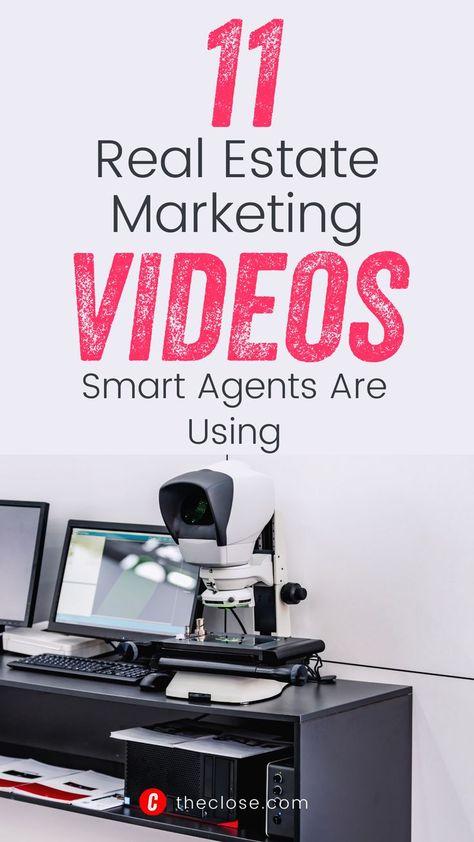 11 Best Real Estate Marketing Videos