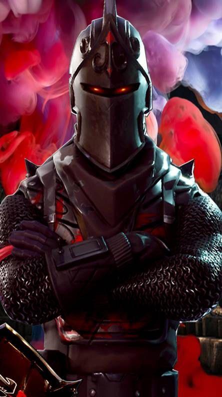 Black Knight Fortnite Wallpaper
