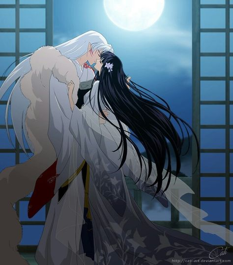 List of sesshomaru and rin love pictures and sesshomaru and