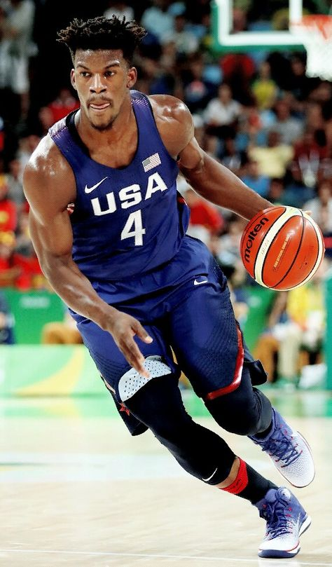Jimmy Butler For Team Usa Nba Pictures Chicago Sports Nba Players