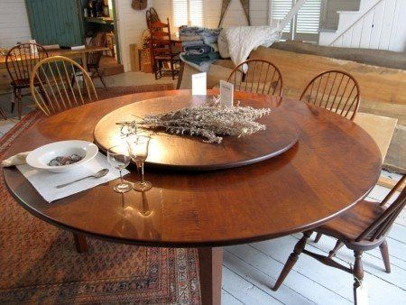 Round Dining Table Seats 10 Ideas On Foter Large Round Dining Table Round Dining Round Wood Dining Table Large dining room table seats 10