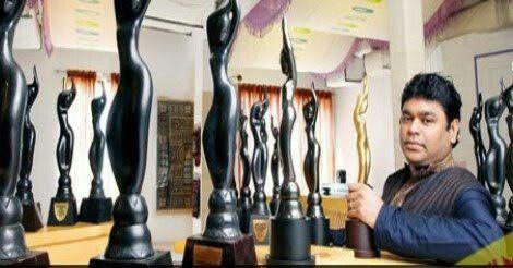 Image result for a r rahman filmfare award