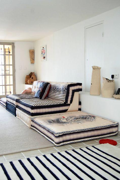 Roche Bobois Jean Paul Gaultier Deco Maison Mobilier De Salon