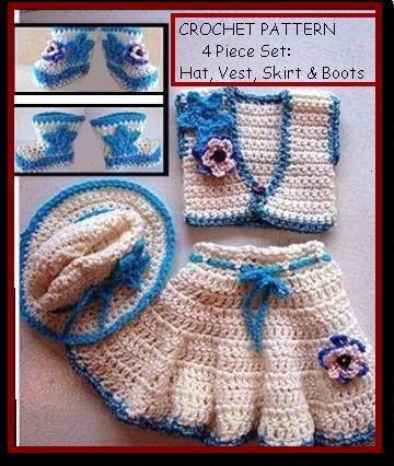 Cowboy Cowgirl Accessories Pattern By Carolyn Vanostran Cowboys