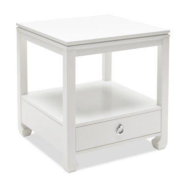 Belham Living Rohan End Table Hayneedle Tables White Side Bedroom Room