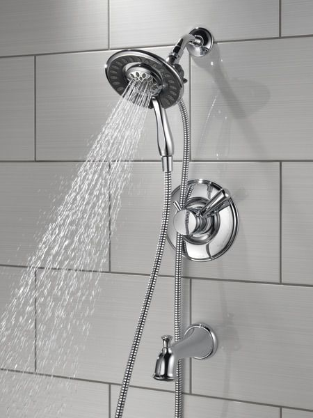T17493 I With Images Tub And Shower Faucets Shower Faucet