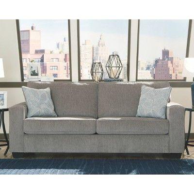 Altari Sofa Gray Signature Design By Ashley Sofa Furniture