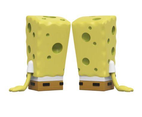 MIGHTY JAXX x Jason Freeny - Xxposed Spongebob Squarepants