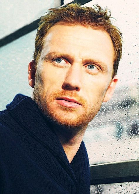 """Kevin McKidd: Scottish television and film actor and director. Best known for playing the role of Owen Hunt in """"Grey's Anatomy."""""""
