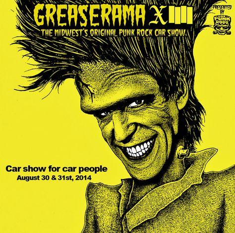 Greaserama