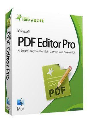Cheap Iskysoft Pdf Editor Pro 5
