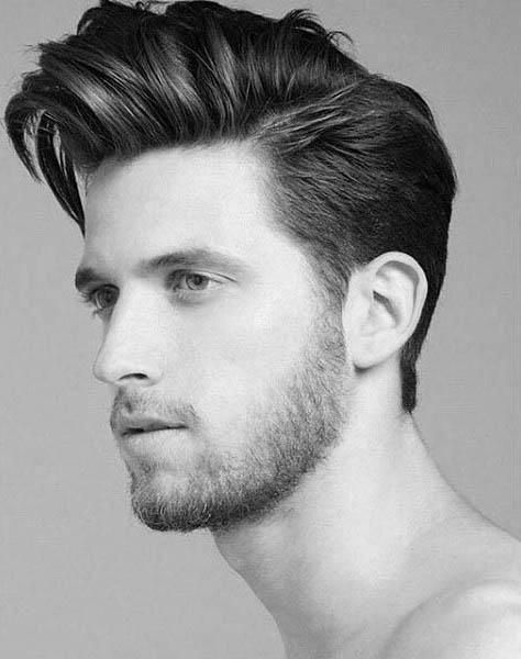 19 Classic Medium Men S Hairstyles You Can Try In 2018 Grooming Hairstyles Menshairstyles Medium Hair Styles Mens Hairstyles Short Thick Hair Styles