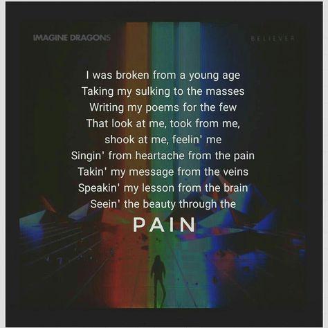 ƥyayeƒyeyayehciaѕ Hayayau ƥsttyeya Imagine Dragons Lyrics Imagine Dragons Quotes Imagine Dragons