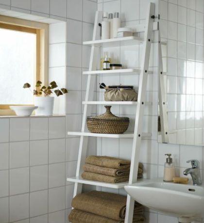 Ikea Wand Regal #Badezimmer   Ikea bathroom furniture, Ikea