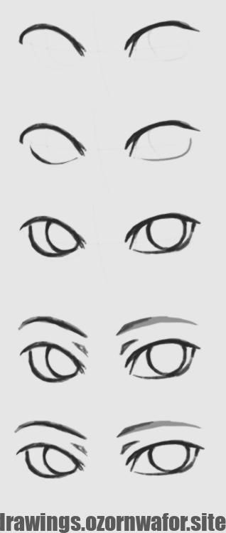 Latest Absolutely Free Drawing People Eyes Suggestions Easy Anime Eyes Drawing Tutorial Easy How To Draw Anime Eyes
