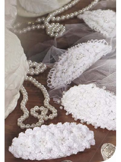 Free Crochet Wedding Patterns Gifts Accessories Flowers Favors