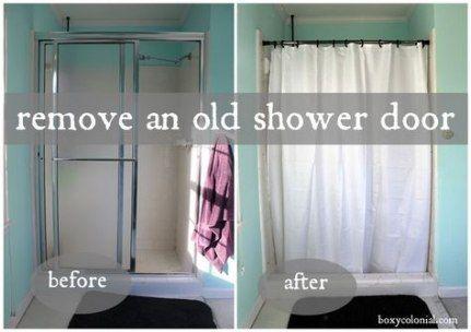 bathroom remodel shower design glass