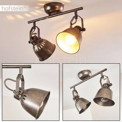 Decken Lampen LED Strahler 3-flammig Flur Wohn Schlaf Zimmer Küchen verstellbar