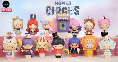The Toy Chronicle | EXPLORE Momiji Blind Box Series by momiji x POP MART