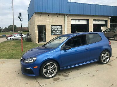 Ebay Advertisement 2012 Volkswagen Golf R R 2012 Volkswagen Vw