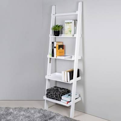 Amityville Traditional Standard Bookcase Bookcase Bookshelves