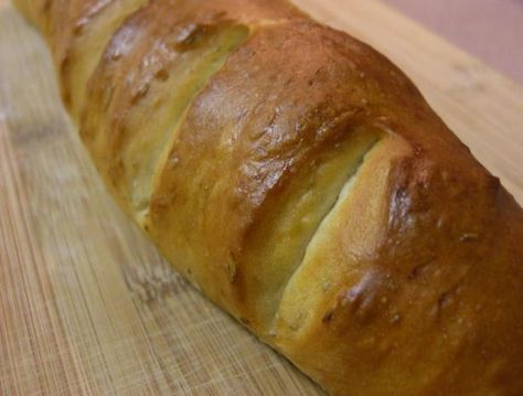 Really Easy, Really Good French Bread.