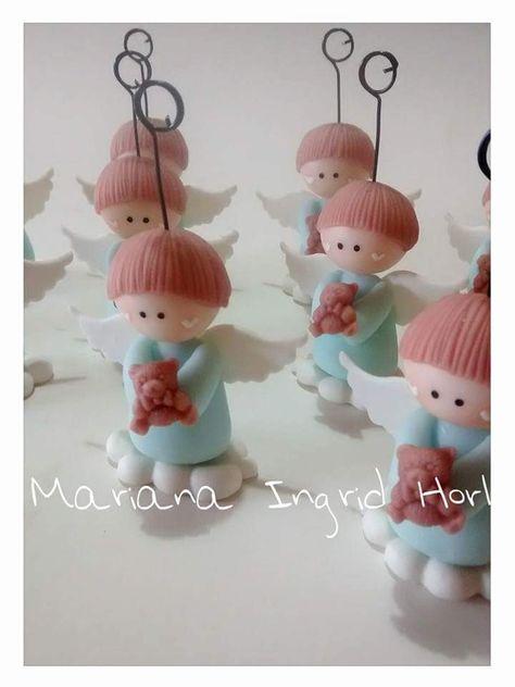 Tiernos angelitos