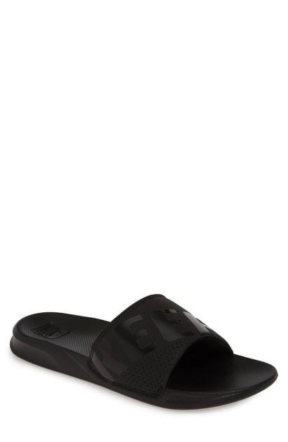 9bcab887840e3 REEF ONE SLIDE SANDAL. #reef #shoes | Reef in 2019 | Slide sandals ...
