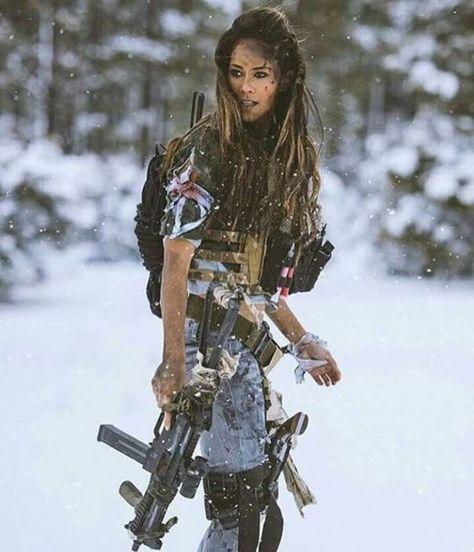 Instagram | Girl guns, Military girl, Female soldier